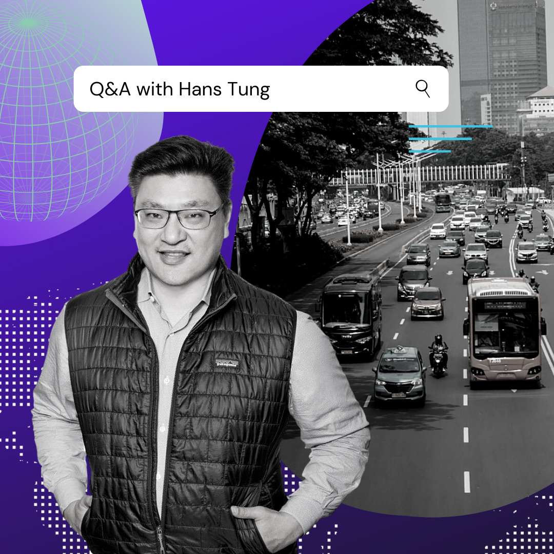 Common mistakes founders make, investment theses, and what makes Indonesia different? Q&A with Hans Tung